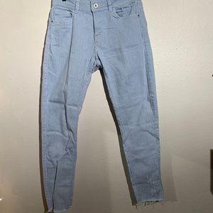 Stripped ZARA Pants
